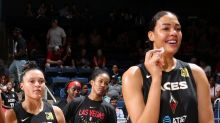 The Las Vegas Aces need to hold on to Liz Cambage and Kayla McBride to compete with the Seattle Storm and other stacked teams