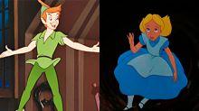"""Peter Pan y Alicia en el país de las maravillas serán """"hermanos"""" en un crossover con Angelina Jolie"""