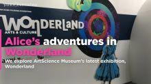 Exploring Alice's adventures in Wonderland, ArtScience Museum's latest exhibition