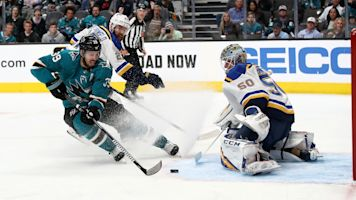 NHL playoffs 2019: Sharks' Logan Couture thinks NHL Player Safety is setting wrong precedent