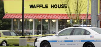 Manhunt for suspect in Waffle House shooting