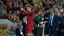 Bittersweet return for Ronaldo as Portugal beaten by Sweden in Madeira, Russia fight back against Belgium