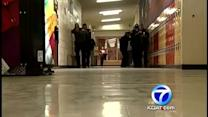 Lockdown drill scares parents, students