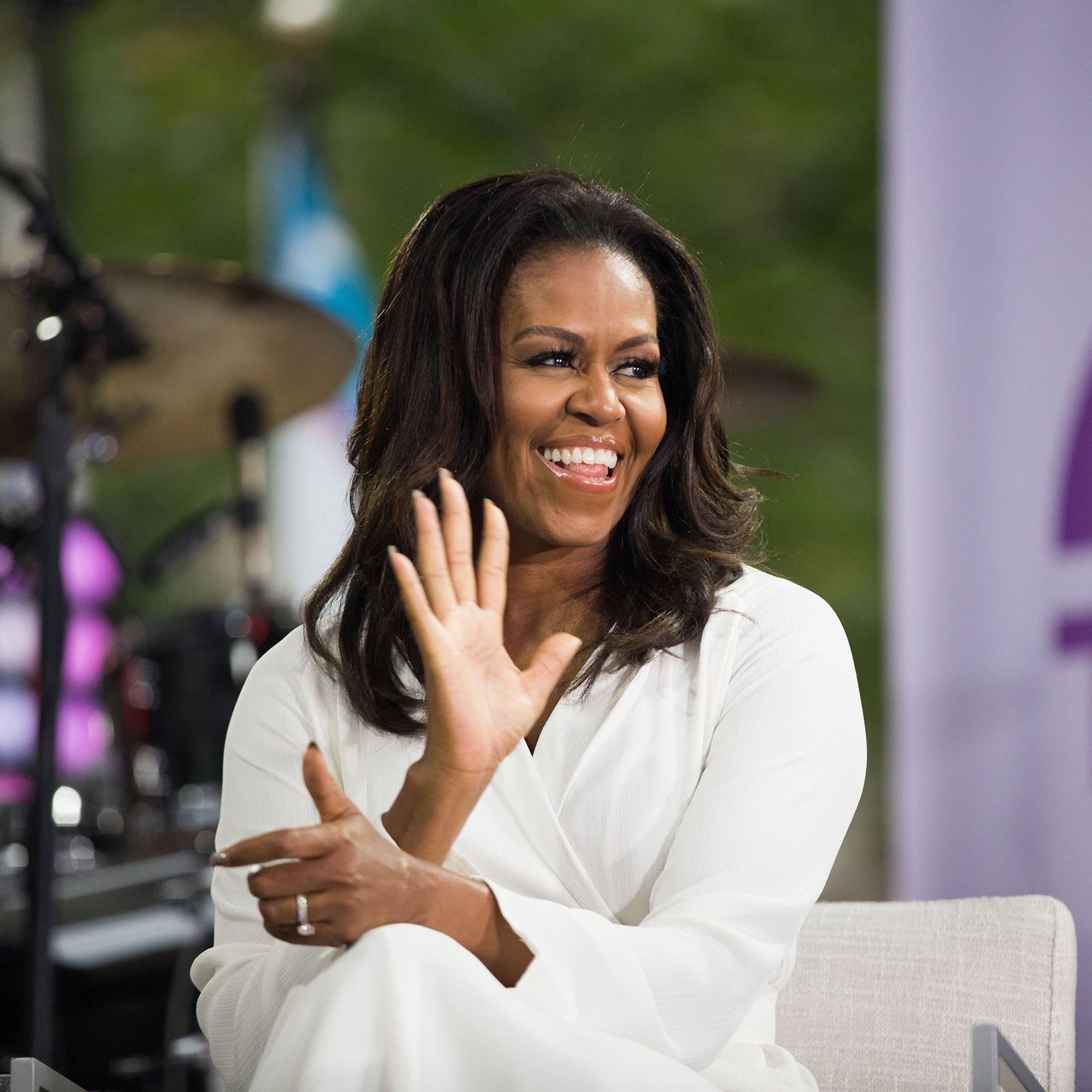 Michelle Obama Launches the Global Girls Alliance on the Today Show