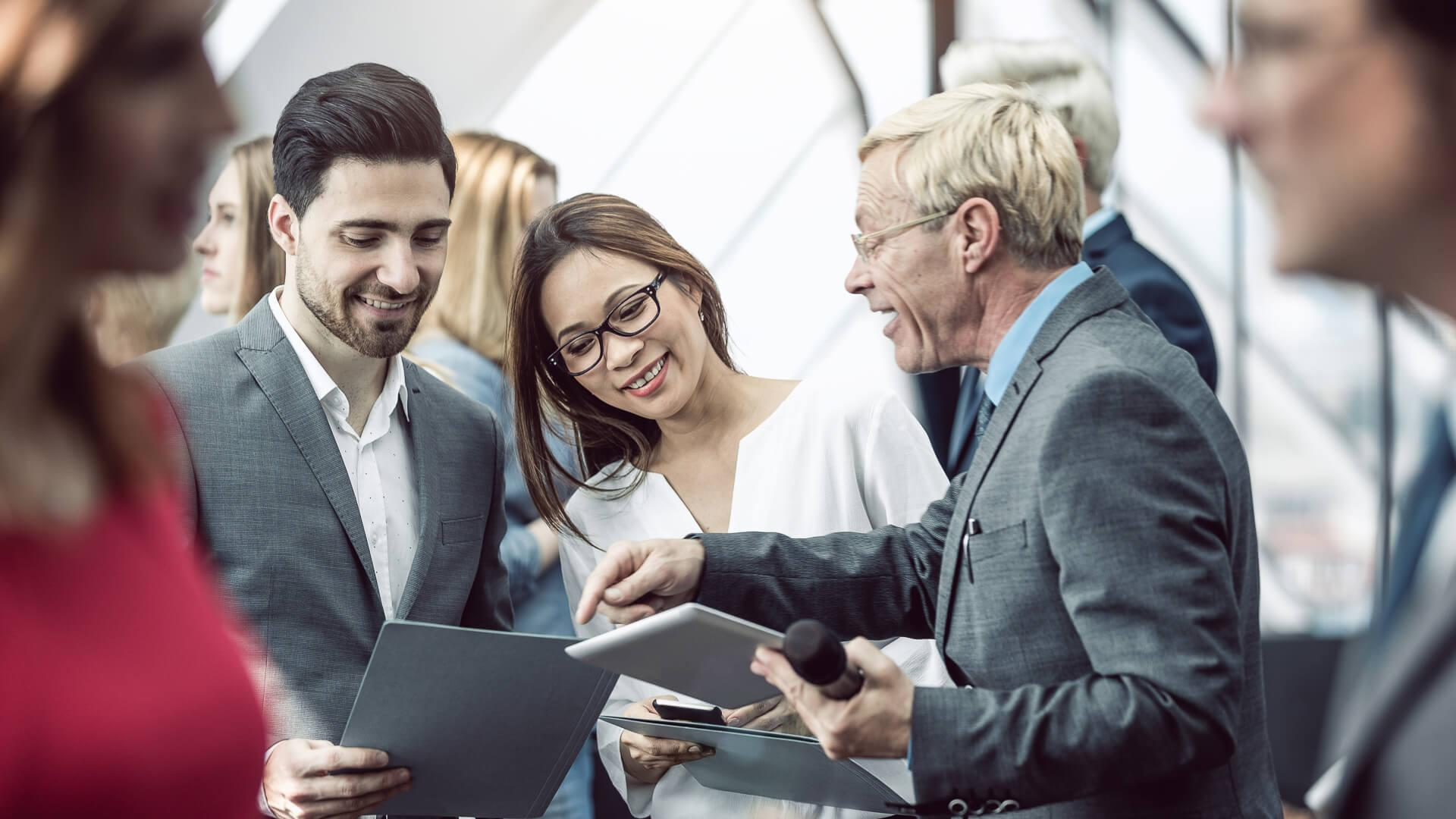 Unique Strengths Millennials and Boomers Bring to the Workplace