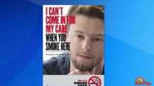 Hospital goes to extreme lengths to stop smokers