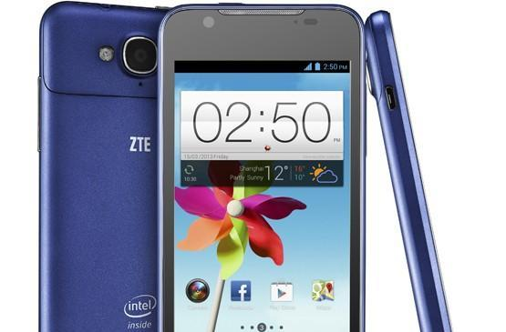 ZTE Grand X2 In official with Clover Trail+ Atom processor, takes photos at 24 frames per second