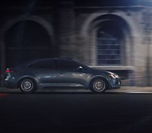 World's most popular car gets a new face: meet the new Toyota Corolla
