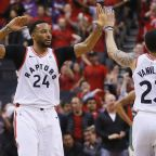 King Of The Court: Raptors Bench