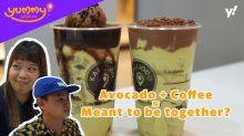 FOOD REVIEW: Avocado coffee at Kalijodo - avocado or avoca-don't?