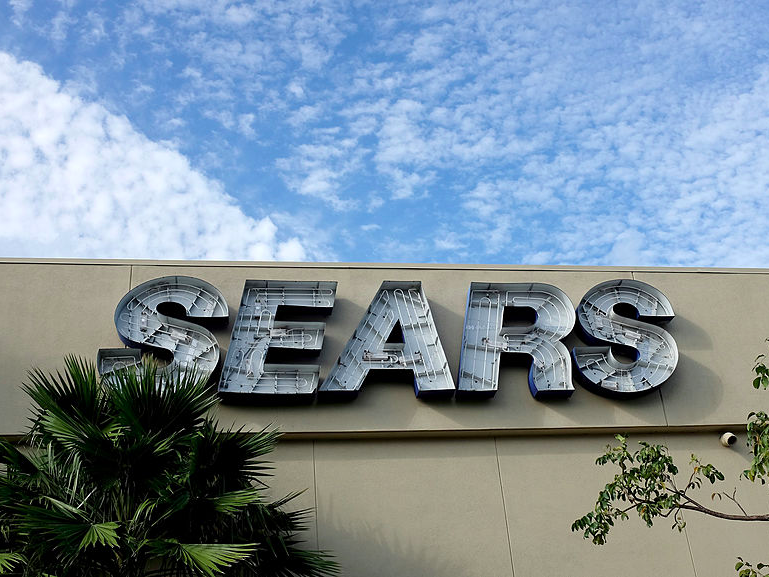 Sears is closing 20 more stores — here's the full list