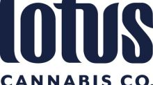 Lotus Ventures Finalizes First Shipment with Auxly Cannabis Group Inc.