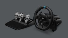 Logitech G Delivers Ultra Realistic Racing With TRUEFORCE Racing Wheel for PC and Xbox One