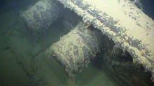 Sunken German World War Two warship found off Norway