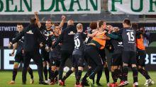 """""""Scheiß Saison, gutes Ende"""": Werder zittert sich zur Rettung"""