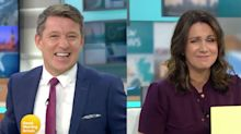 Ben Shephard 'Causes Uproar' For Good Morning Britain Viewers With Very Rude Alexa Revelation