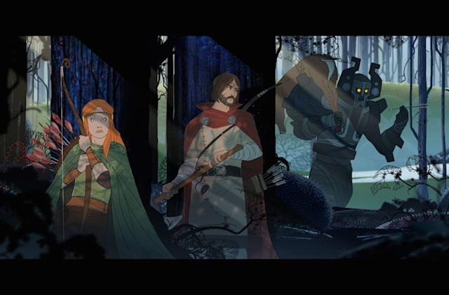 'The Banner Saga' pillages its way to PS4 and Xbox One soon