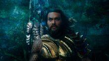 Aquaman nada a brazada limpia para convertirse en el último taquillazo de 2018: ya arrasa con más de $180 millones