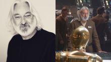 首位好萊塢演員喪命 76歲《星戰》男星染新冠肺炎病逝