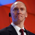 Carter Page Is Mr. Clean