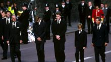 Buckingham Palace 'lied' about Prince William and Harry walking behind Diana's coffin
