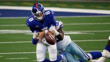 Daniel Jones making progress as Giants QB, just not winning