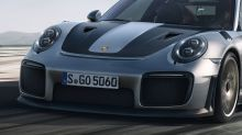 Porsche Might Add a Battery Pack to Its Fastest 911