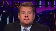 James Corden Condemns Politicians For Doing Nothing About Gun Violence