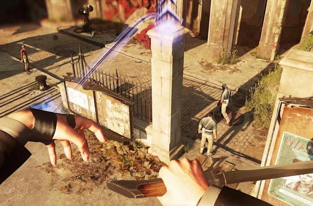 Watch some truly ludicrous kills from 'Dishonored 2'