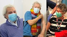 The celebrities who've received the coronavirus vaccine