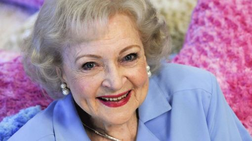 Betty White Says Goodbye