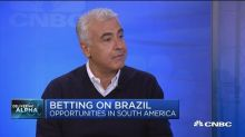 Here's how we're finding opportunities in Brazil: Billion...