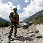 India says it has doubled budget for roads and bridges on China border
