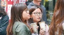 一杯珍珠奶茶逾400千卡最致肥