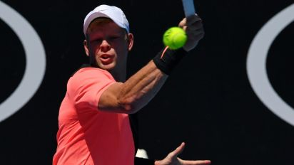 Britain's Edmund passes physical test to reach Australian Open round of 16