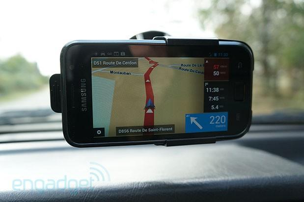 TomTom Navigator hits (some) Android devices, we go hands-on