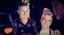 MKR's Mick and Jodi-Anne cook Spicy Fish Tacos