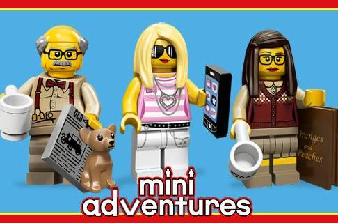 The Stream Team:  Leaping into LEGO Minifigures Online's open beta