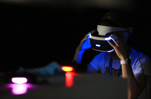 Sony is hosting a PlayStation VR event next month