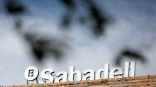 Sabadell's net profit shrinks on coronavirus-related provisions