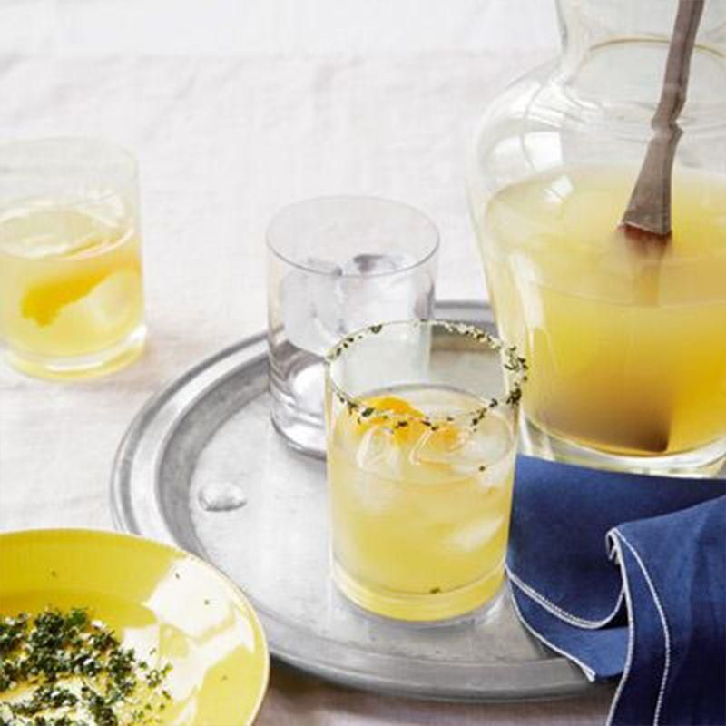 """<p>Of course you should never feel guilty about indulging in a festive drink every once in a while, but if you're trying to save some extra calories or sugar for dessert, this drink will leave you satisfied and feeling guilt-free.</p><p><em><a href=""""https://www.womansday.com/food-recipes/food-drinks/recipes/a37420/guilt-free-margaritas-recipe-clv1012/"""" rel=""""nofollow noopener"""" target=""""_blank"""" data-ylk=""""slk:Get the Guilt-Free Margaritas recipe"""" class=""""link rapid-noclick-resp"""">Get the Guilt-Free Margaritas recipe</a>.</em></p>"""