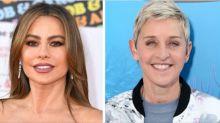 Sofía Vergara rompe o silêncio sobre as acusações contra Ellen DeGeneres