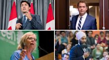 Tell us: Which federal party leader has the best advertisement?