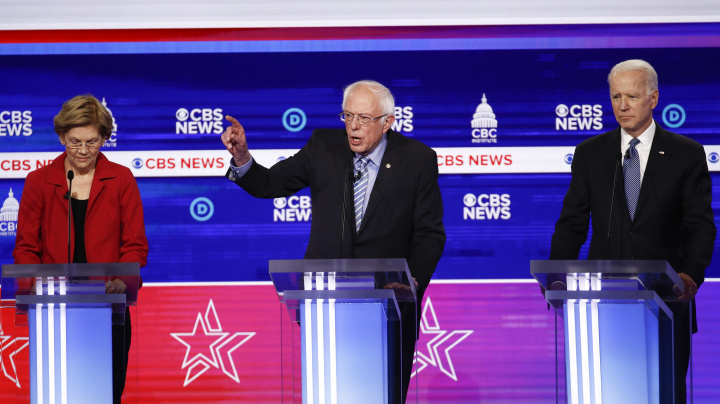 Live updates: Crucial Democratic debate in South Carolina