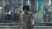 Scarlett Johansson reveals iconic 'nude' suit from Ghost In The Shell