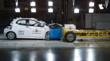 Euro NCAP gives 2020 Toyota Yaris full 5 stars for safety