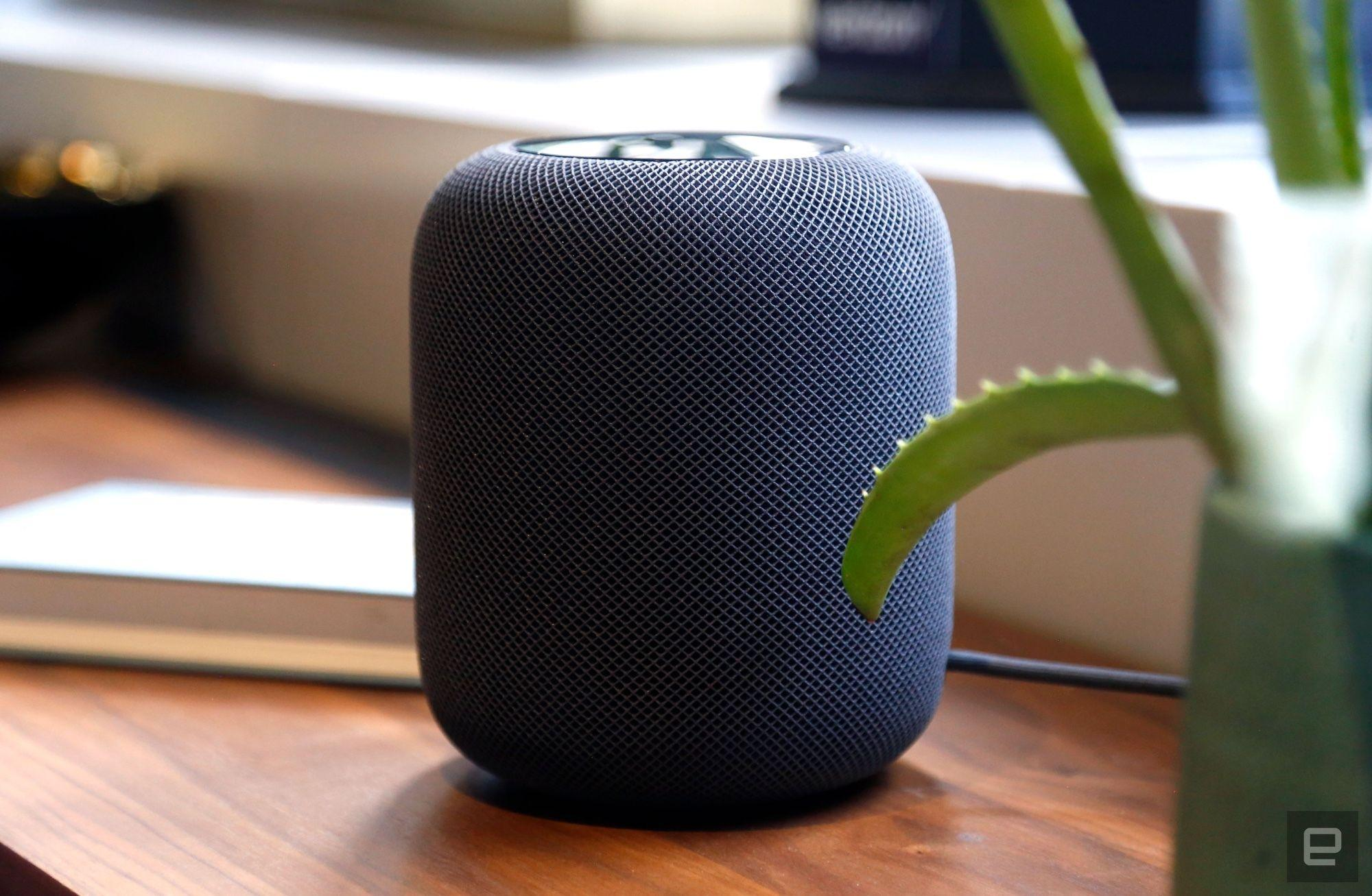 The Morning After: Apple will discontinue the original HomePod - Engadget