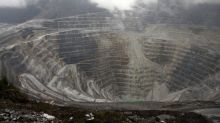 Indonesian workers block access to giant gold mine over family visits