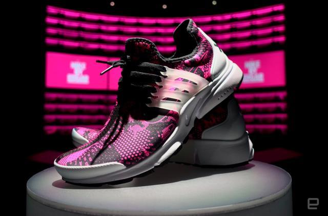 Nike made me a pair of custom sneakers in 46 minutes
