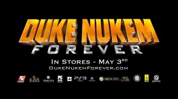 Evidence of Duke Nukem Forever's existence continues to mount with new trailer, release date